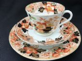 Thomas Forester Edwardian tea trio